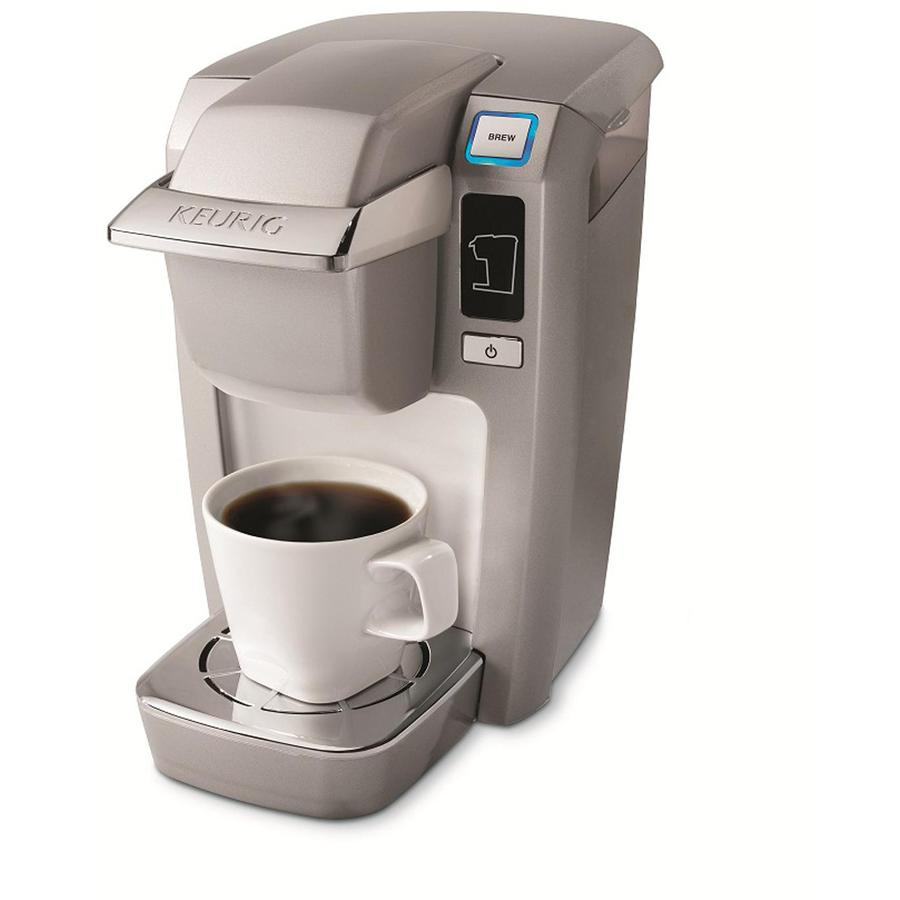 Keurig Coffee Maker Single Cup : Shop Keurig Platinum Single-Serve Coffee Maker at Lowes.com