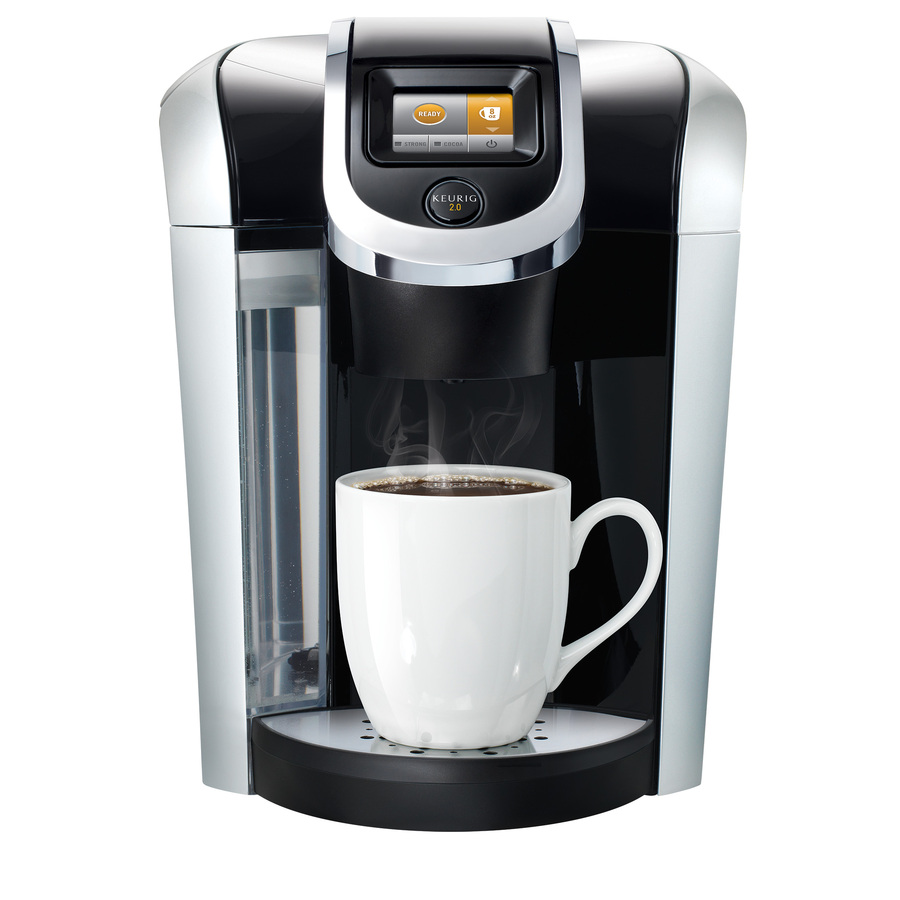 Shop Keurig Black Programmable Single-Serve Coffee Maker at Lowes.com