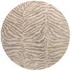 Bashian Charlton Round Indoor Tufted Area Rug (Common: 8 x 8; Actual: 96-in W x 96-in L)