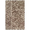 Bashian Charlton 7-ft 9-in x 9-ft 9-in Rectangular White Transitional Area Rug