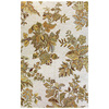 Bashian Stockport 8-ft 6-in x 11-ft 6-in Rectangular Beige Floral Area Rug