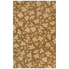 Bashian Portsmouth 3-ft 6-in x 5-ft 6-in Rectangular Tan Transitional Area Rug
