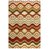 Bashian Ashland 7-ft 6-in x 9-ft 6-in Rectangular Multicolor Transitional Area Rug