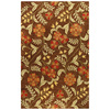 Bashian Ashland 8-ft 6-in x 11-ft 6-in Rectangular Tan Transitional Area Rug