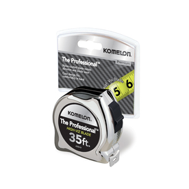 Komelon 35-ft Locking Inch(es) Tape Measure