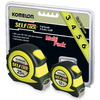 Komelon 25-ft and 12-ft Multi-Pack Tape Measure