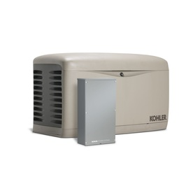 KOHLER 20000 Watts (LP)/18000Watts (NG) Standby Generator with Automatic Transfer Switch
