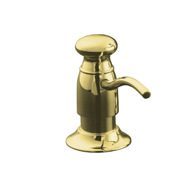 KOHLER Polished Brass Soap/Lotion Dispenser