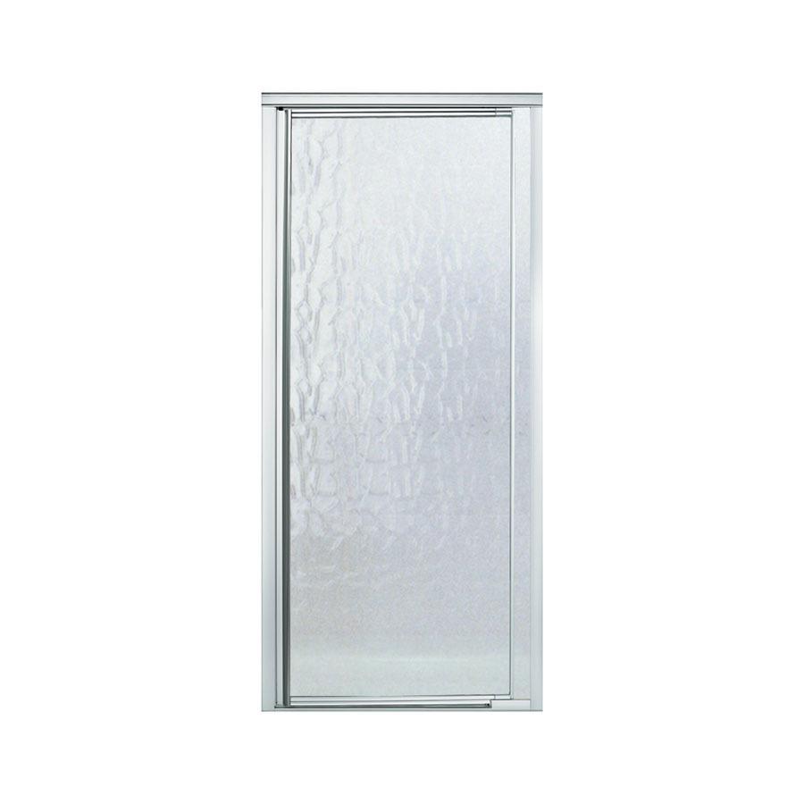 Lowes Shower Doors Pivot Shop Kohler Bronze Frameless