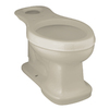 KOHLER Bancroft Chair Height 12-in Rough-In Elongated Toilet Bowl