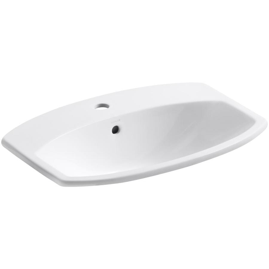 Small Bathroom Drop In Sinks : Kohler Drop In Sinks Bathroom Sinks Bathroom 2015 Home Design Ideas