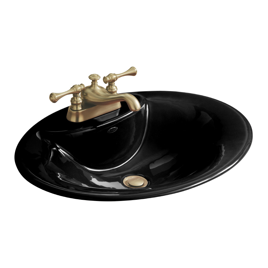 shop kohler cast iron bathroom sink at