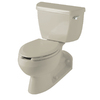 KOHLER Barrington Sandbar Elongated Toilet