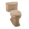 KOHLER Portrait Mexican Sand 1.6 GPF Elongated 1-Piece Toilet