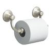 KOHLER Bancroft Brushed Nickel Surface Mount Toilet Paper Holder