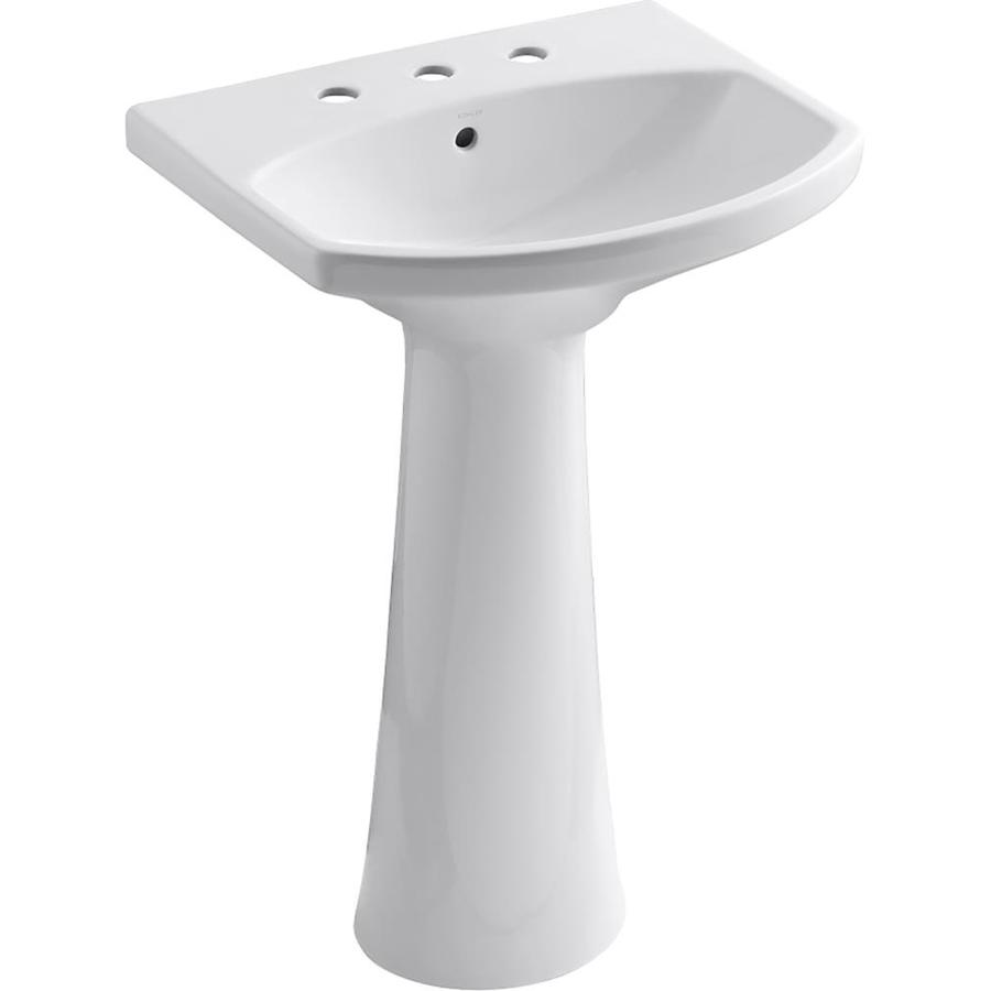 Kohler Pedestal : Enlarged Image Demo