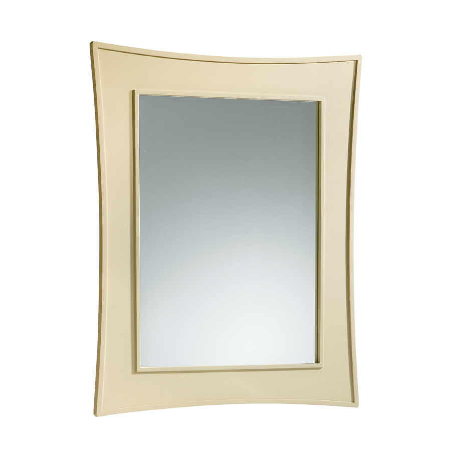 Shop Kohler Provinity 34 In H X 28 In W Vellum Rectangular