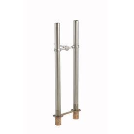 KOHLER 1/2-in Compression 25-in Brass Riser Supply Line