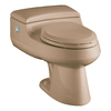 KOHLER San Raphael Mexican Sand 1.4 GPF High Efficiency WaterSense Elongated Dual-Flush 1-Piece Toilet