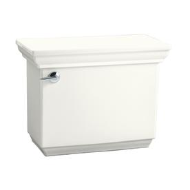 KOHLER Memoirs White 1.28-GPF (4.85-LPF) 12-in Rough-In Single-Flush Toilet Tank