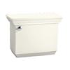 KOHLER Memoirs Biscuit 1.28-GPF (4.85-LPF) 12-in Rough-In Single-Flush Toilet Tank