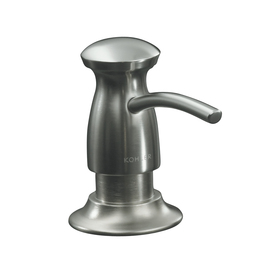 KOHLER Vibrant Stainless Soap/Lotion Dispenser