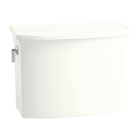 KOHLER Archer White 1.28-GPF (4.85-LPF) 12-in Rough-In Single-Flush Toilet Tank