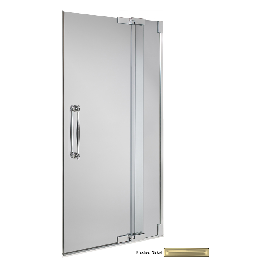 Frameless Glass Shower Doors Lowes. Shop VIGO 36 In To 42 In ...