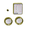 KOHLER French Gold Dual Steam Adapter Kit
