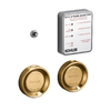 KOHLER Vibrant Brushed Bronze Dual Steam Adapter Kit