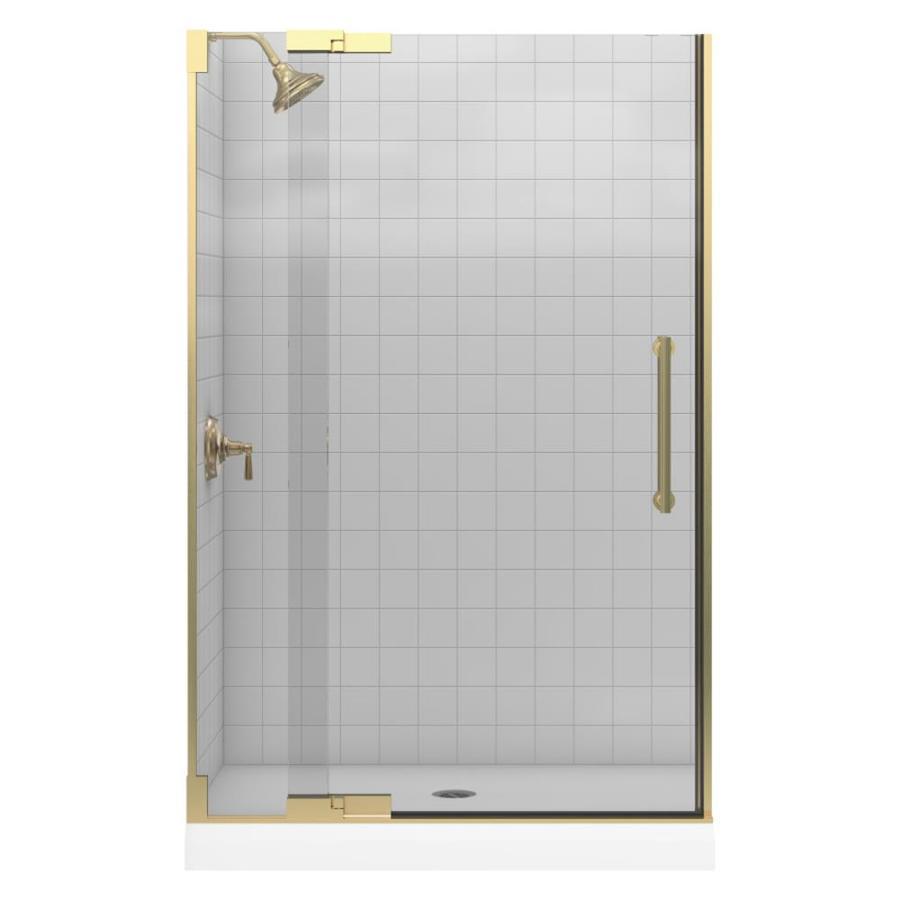 Door Installation Kohler Pivot Shower Door Installation