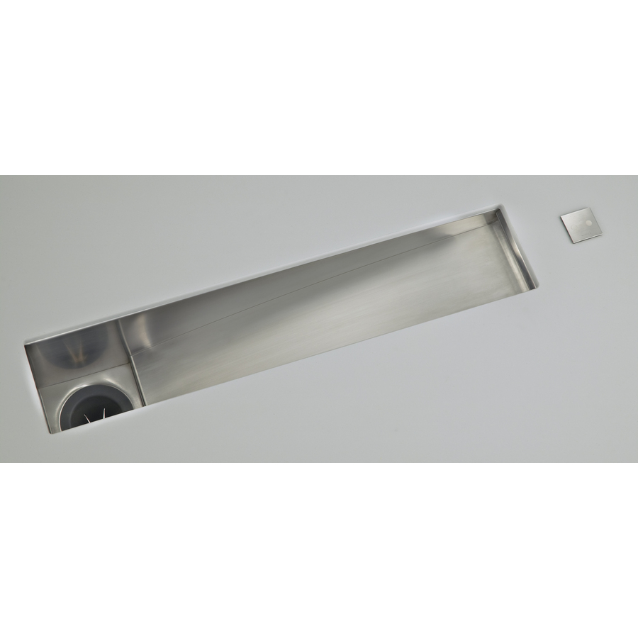 ... Single-Basin Undermount Stainless Steel Kitchen Sink at Lowes.com