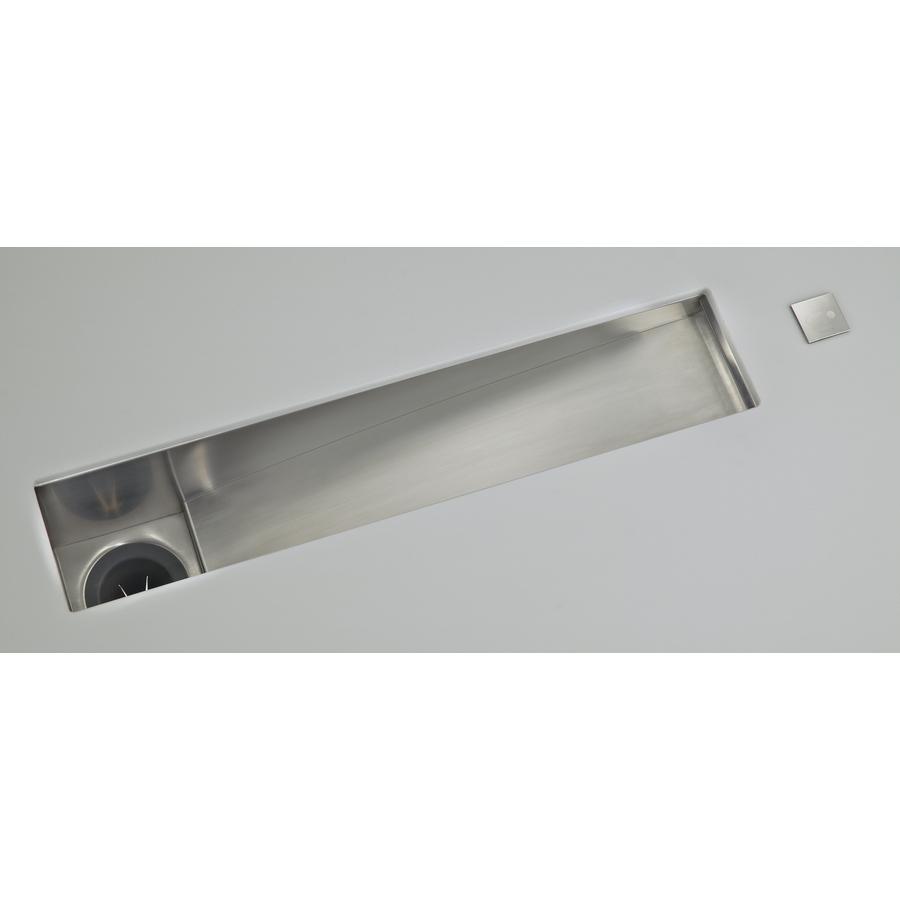 Kohler Undermount Stainless Steel Kitchen Sinks : ... Single-Basin Undermount Stainless Steel Kitchen Sink at Lowes.com