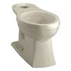 KOHLER Kelston Chair Height 12-in Rough-In Elongated Toilet Bowl