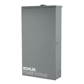 KOHLER 200-Amp Service-Entrance-Rated Automatic Transfer Switch