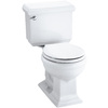 KOHLER Memoirs White 1.28-GPF (4.85-LPF) 12-in Rough-In Single-Flush High-Efficiency Toilet Tank