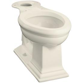 KOHLER Memoirs Chair Height Almond Toilet Bowl