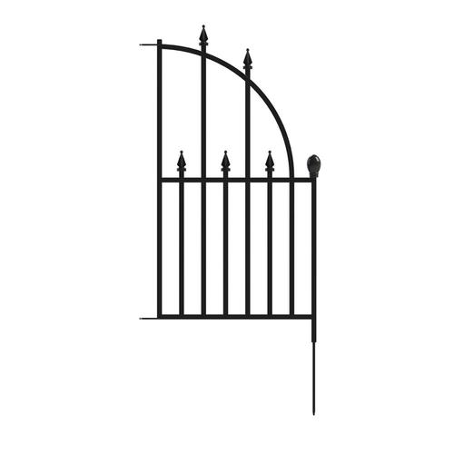 Garden zone empire fence installation reviews