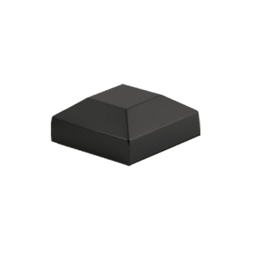 Shop Ironcraft 1 Piece Black Powder Coated Aluminum Metal