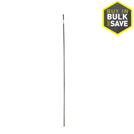 shop garden plus 72 in metal landscape stake at