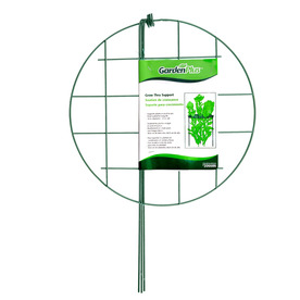 Garden Plus 16-in Metal Landscape Stakes