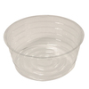 8-in Clear Plastic Plant Saucer