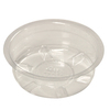  4-in Dia Plastic Plant Saucer