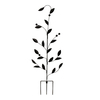 15.8-in W x 56.5-in H Powder-Coated Leaf Stake Garden Trellis