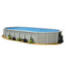 Embassy PoolCo Meadow Breeze 30-ft x 15-ft x 52-in Oval Above-Ground Pool