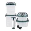 NuWave 11.87-in H x 6.25-in W x 6.75-in D Green Vacuum Sealer
