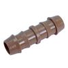 Agrifim 25-Pack 17mm Acetal Drip Irrigation Couplings