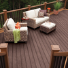 Trex Transcend Vintage Lantern Ultra-Low Maintenance (Ulm) Composite Decking (Common: 1-in x 6-in x 20-ft; Actual: 1-in x 5.5-in x 20-ft)