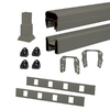 Trex 72-in Gravel Path Composite Deck Railing Kit