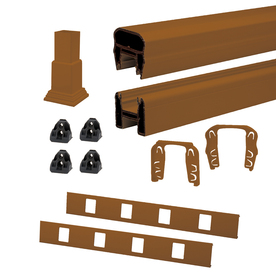 Trex 96-in Tree House Composite Deck Railing Kit